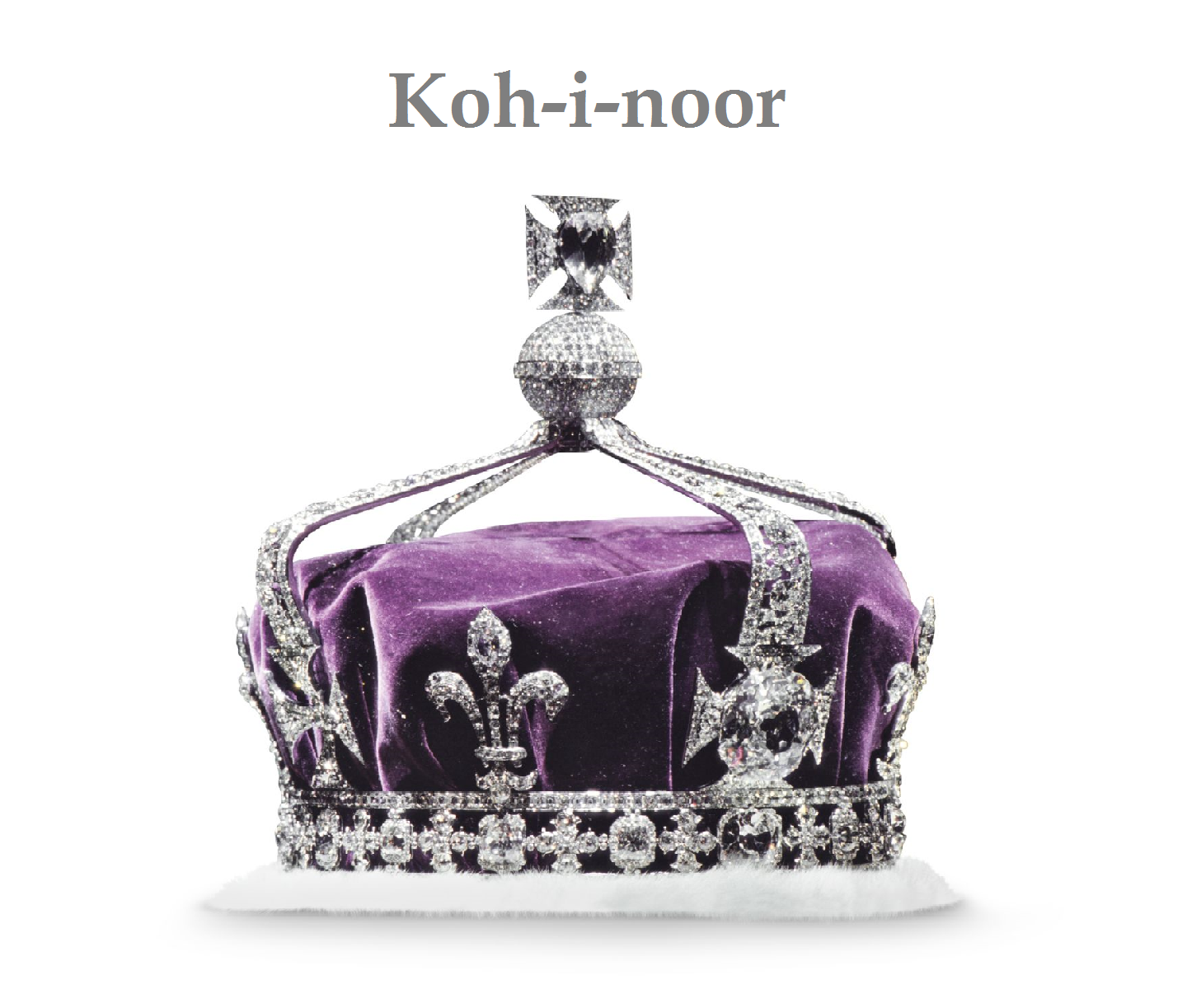 Koh-i-noor Diamond